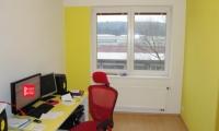 pracovna žlutá
